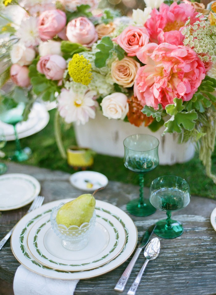 Wedding Blog Romancing the Garden