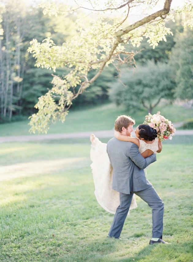 Wedding Blog Family Farm Wedding in Vermont