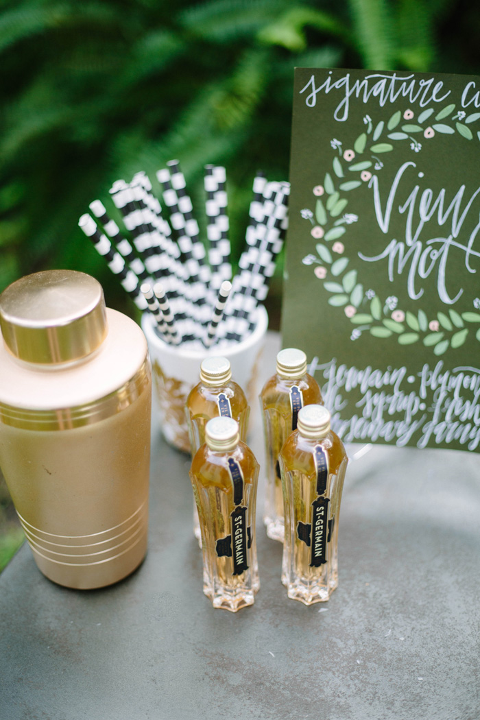 PREPPY-RUSTIC-STRIPES-BLACK-GREEN-GOLD-WEDDING-IDEAS-1