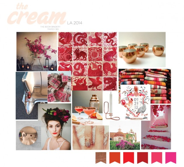 Wedding Blog The Cream Inspiration Reveal
