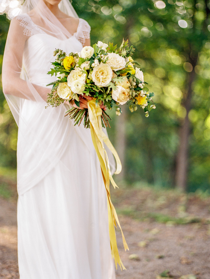 Wedding Blog Dundurn Castle Yellow Romance!