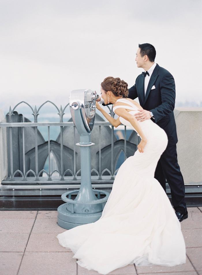 New York Wedding by Jen Huang | Best Wedding Blog