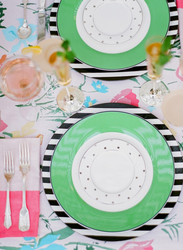 Wedding Blog Kate Spade Garden Party