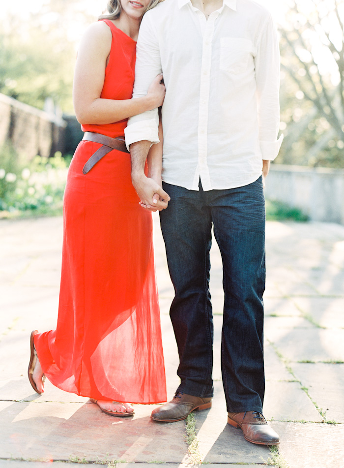 Wedding Blog Notes on Wearing Red