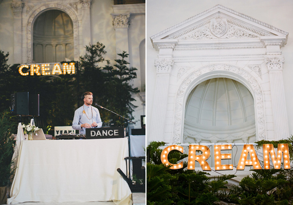 Wedding Blog The Cream Event Los Angeles