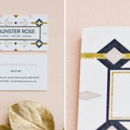 Stationery Inspiration from MaeMae Paperie