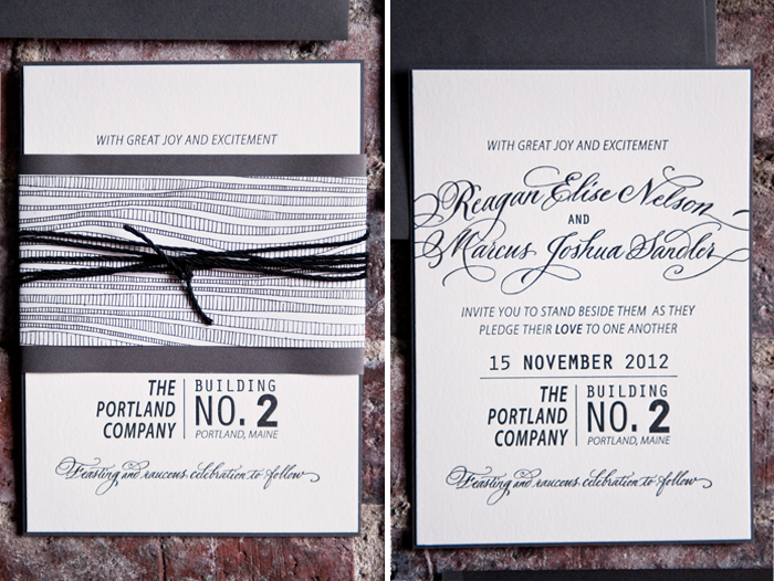Wedding Blog SETTING TONE USING STATIONERY