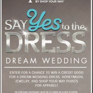 Shop Your Way and TLC's Say Yes to the Dress