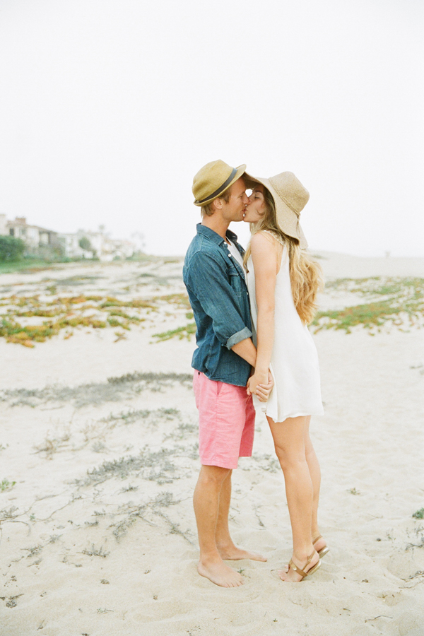 Wedding Blog This Modern Romance Engagement Shoot
