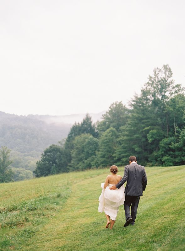 Wedding Blog Lindsey and Sheldons Blackberry Farm Wedding