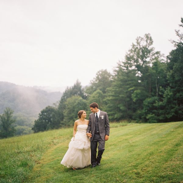 Lindsey And Sheldon S Blackberry Farm Wedding