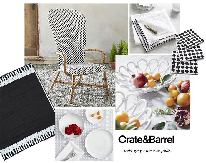 Wedding Blog Crate & Barrel