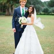 Preppy Charleston Wedding at Fenwick Hall Plantation