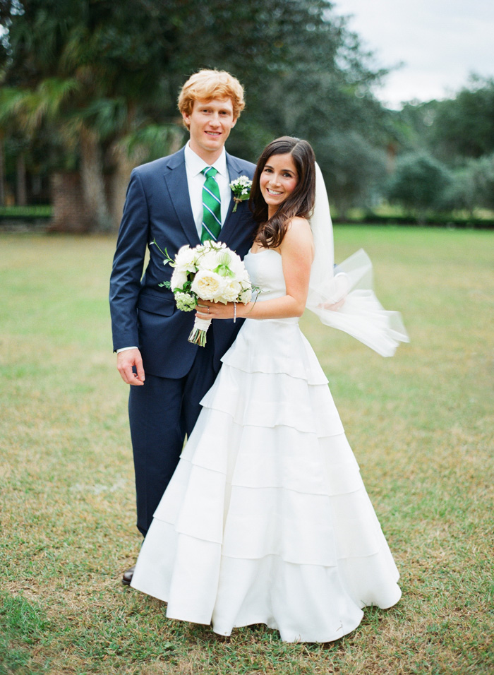 Charleston Wedding at Fenwick Hall Plantation