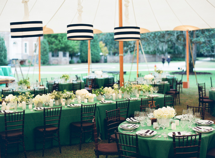 preppy-wedding-charleston-fenwick-hall-plantation-stripes-green-2