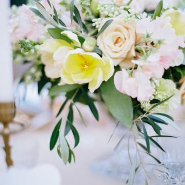 Rose Gold + Spring