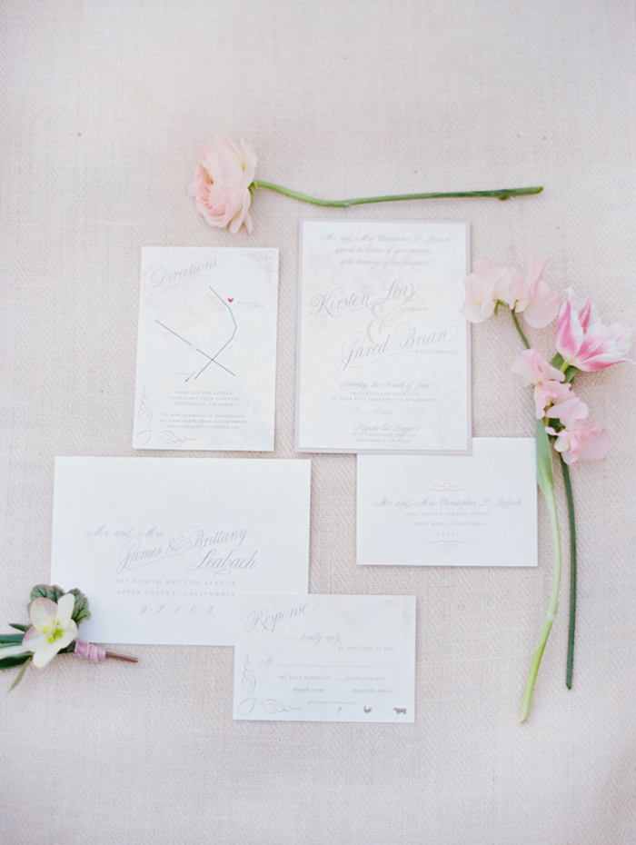 Wedding Blog Rose Gold + Spring