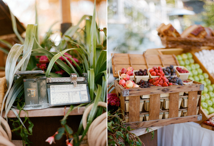 Wedding Blog Northwest Farmers Market Wedding