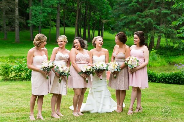 Wedding Blog Chris and Anne Maries Backyard Canada Wedding
