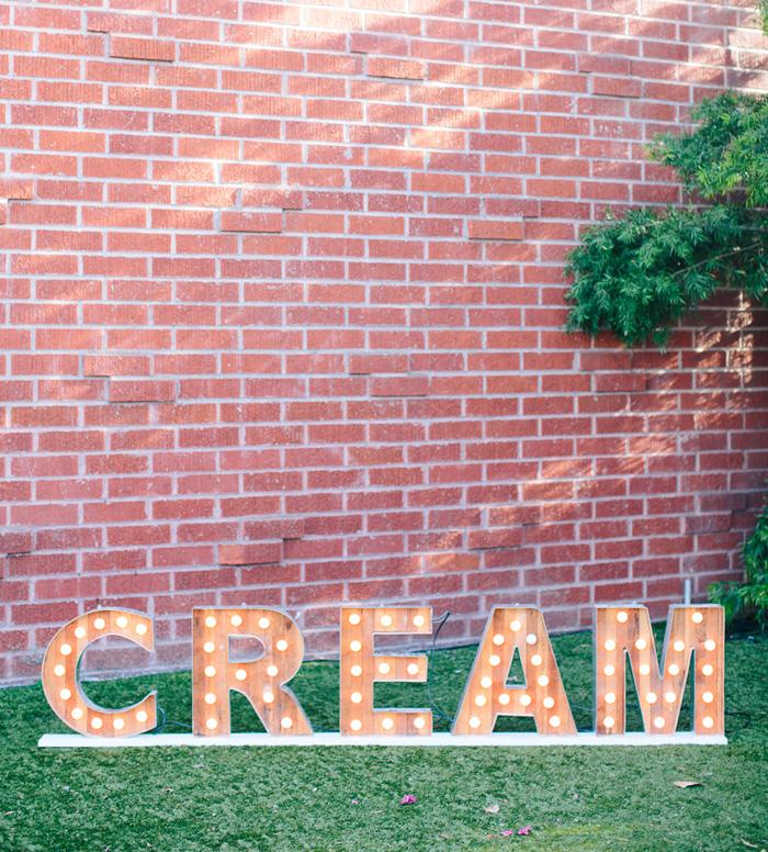 Wedding Blog The Cream Event