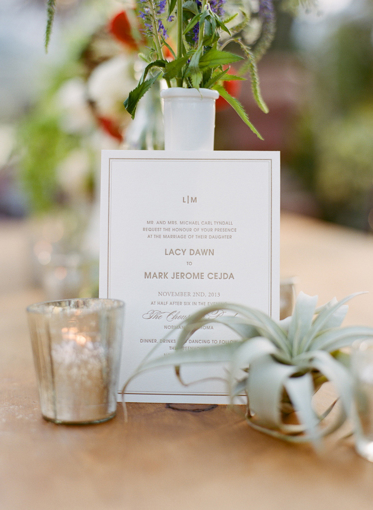 Wedding Blog Greenhouse Wedding in Oklahoma