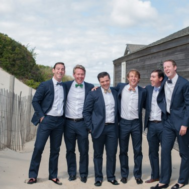 Katie and Patrick's Nantucket Wedding