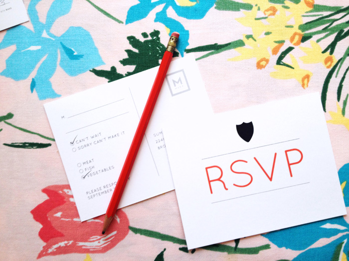 Wedding Blog Makr Invites!