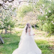 Wisteria Bridal and Twigs & Honey Bridal Shoot