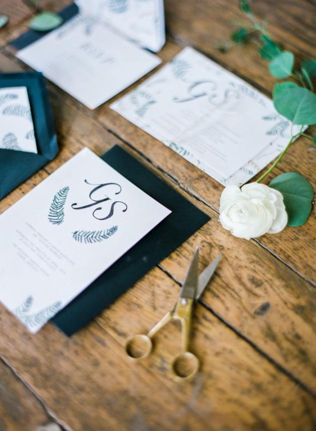 Wedding Blog Rustic Spring Garden Inspiration