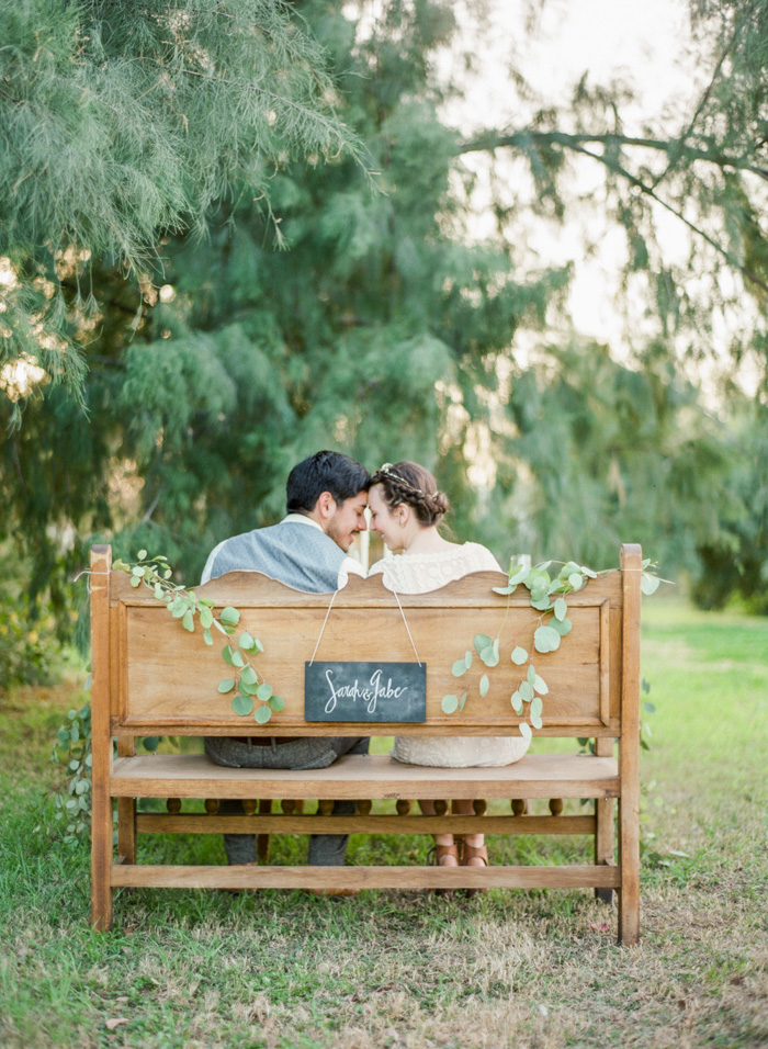 Wedding Blog Rustic Spring Garden Inspiration