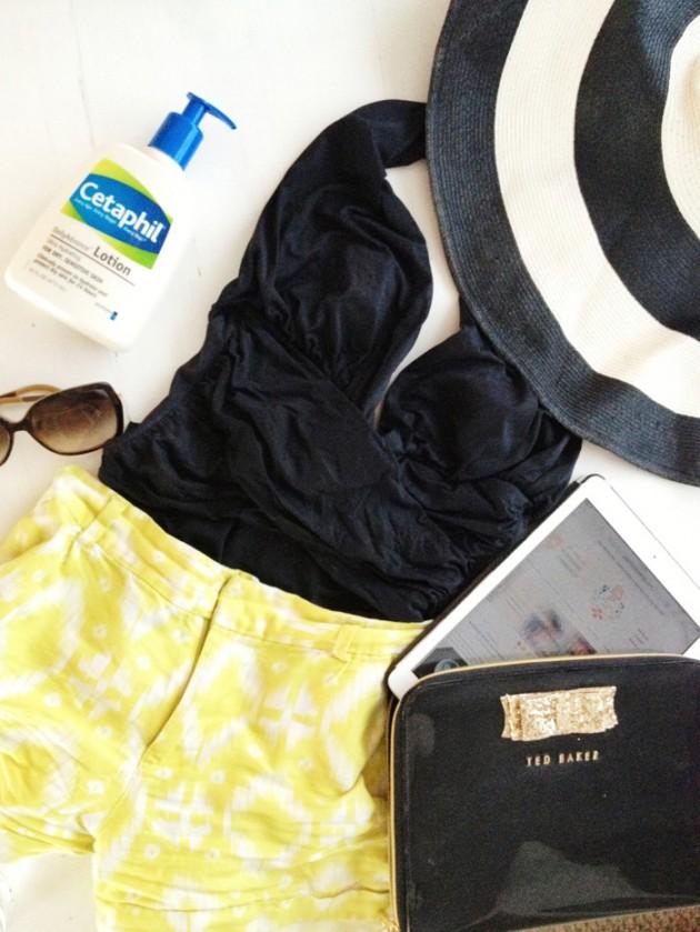 Wedding Blog Cetaphil Summer Essentials
