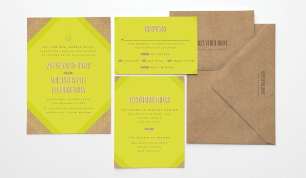 Wedding Blog Vendor Spotlight: Ancticipate Invitations