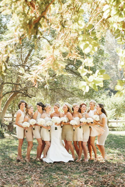 graf-barn-wedding-oxnard-gold-white-blush-bridesmaids