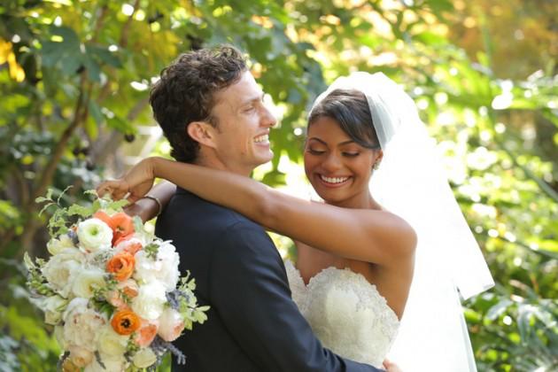 Wedding Blog Eric and Anastasias Backyard Wedding