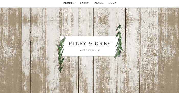 Wedding Blog Riley & Grey