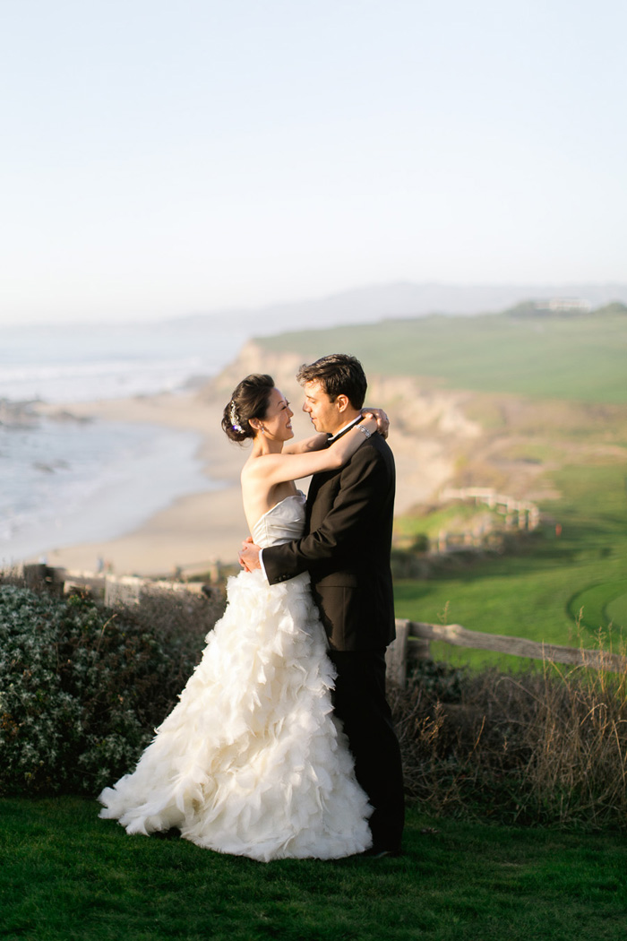 Wedding Blog Ritz Carlton Half Moon Bay Wedding