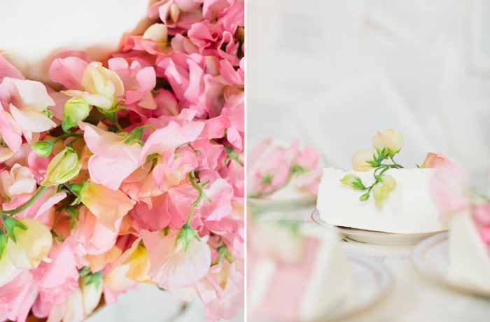 Wedding Blog An Ode to the Sweet Pea