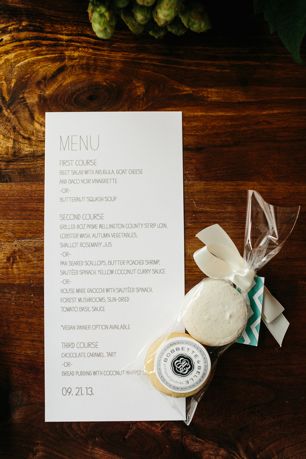 Wedding Blog The Most Chic Restaurant Wedding Ever