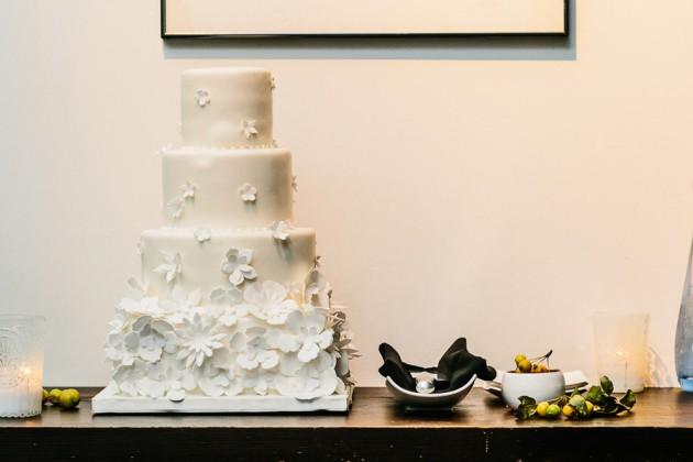 Wedding Blog The Most Chic Restaurant Wedding Ever