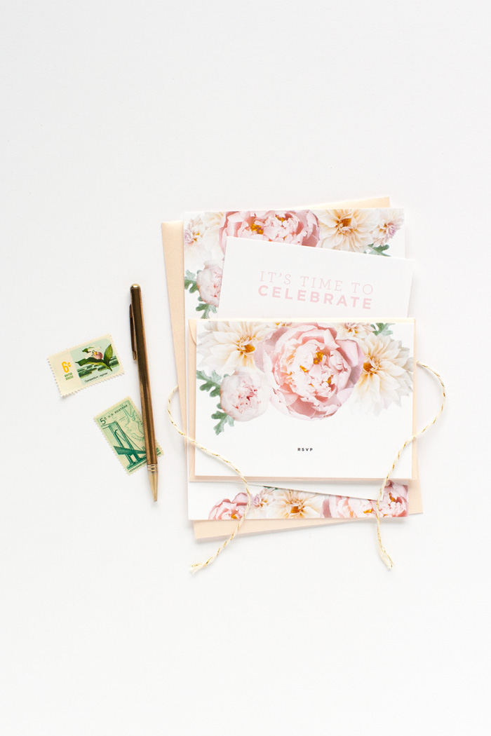 Stationery Spotlight: Alisa Bobzien | Best Wedding Blog