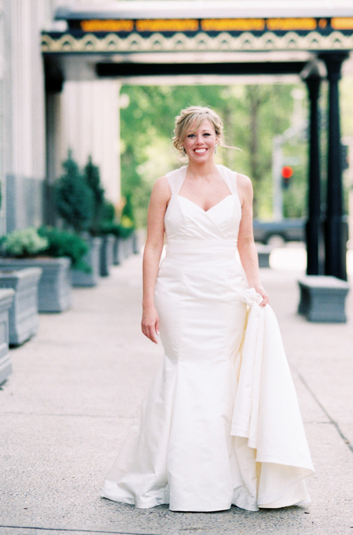 Wedding Blog Kaye and Austins Downtown St. Louis Wedding