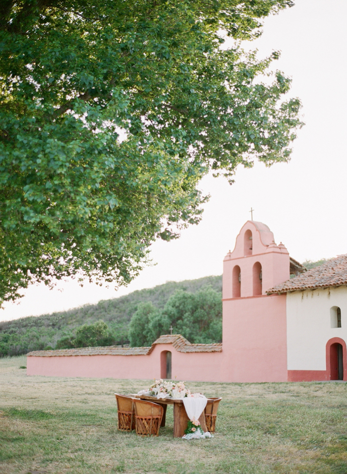Wedding Blog Spanish Romance at La Purisma Mission