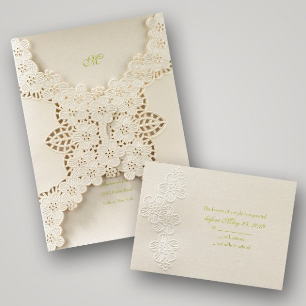 Wedding Blog Laser Cut Wedding Invitations