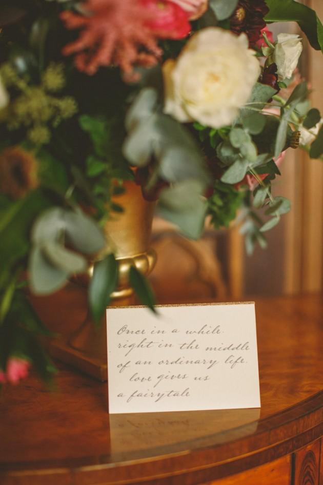 Wedding Blog Luttrellstown Castle