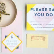 Wes Anderson Inspired Stationery