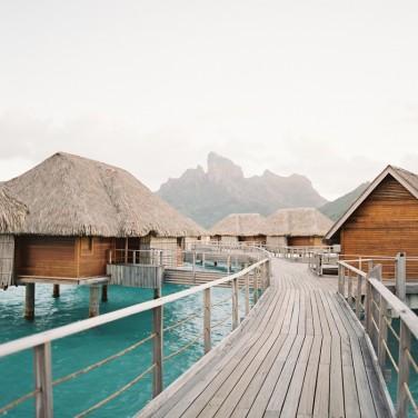 Four Seasons Bora Bora Honeymoon