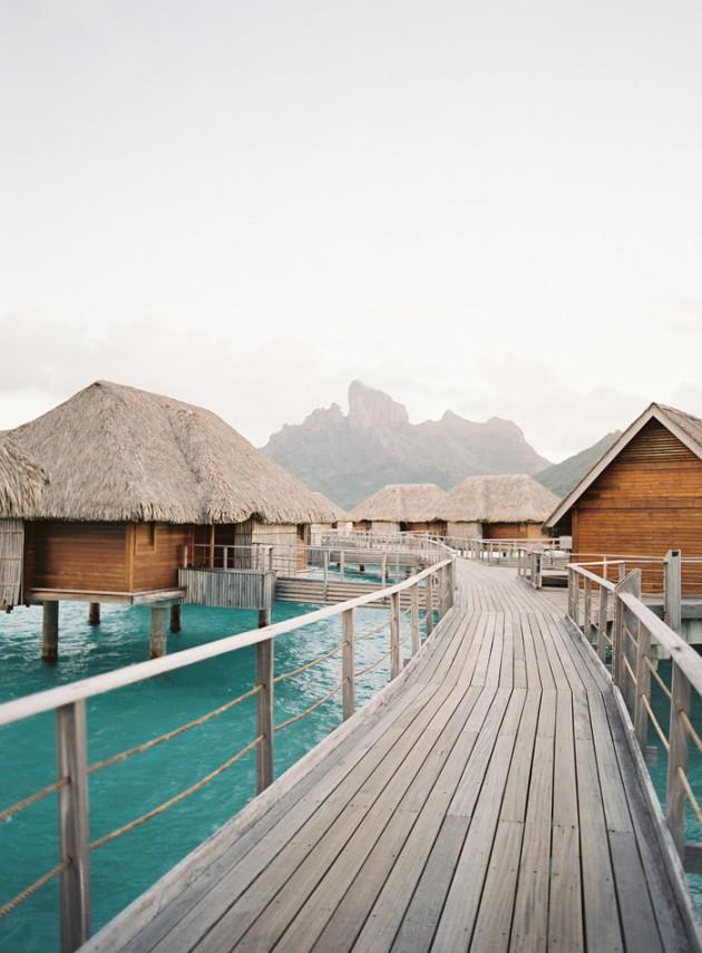 Wedding Blog Four Seasons Bora Bora Honeymoon
