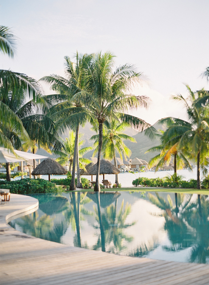 Wedding Blog Four Seasons Bora Bora Honeymoon