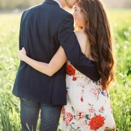 Rebecca and Leighton's Springtime Engagement