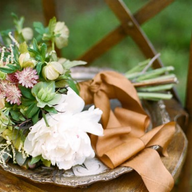 Poetic Inspired Wedding Ideas